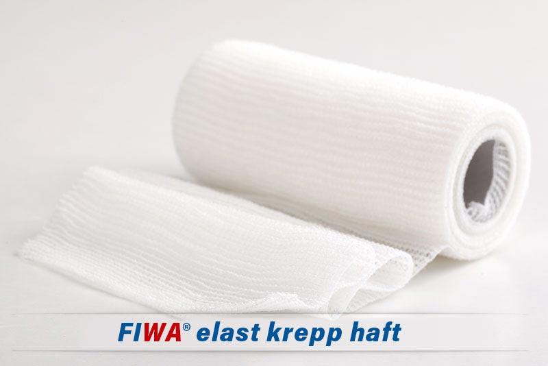 FIWA® elast krepp haft (kohäsive Fixierbinde)